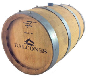 Freshly Dumped 5 Gallon Whisky Barrel - French Oak - Balcones Distilling Waco TX