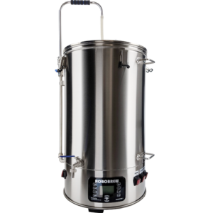 robobrew brezilla v3 all grain brewing system with pump 220v