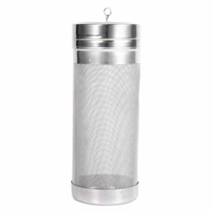300 Micron Stainless Steel Hop Spider Mesh Beer Filter For Homemade Brew Coffee Hopping 7x18cm 7x29cm