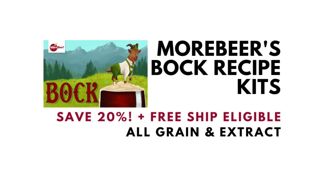 morebeer.com kit coupon