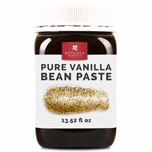 Heilala Vanilla Bean Paste (13.52 fl oz) - Organically Grown, Contains Whole Vanilla Bean Seeds