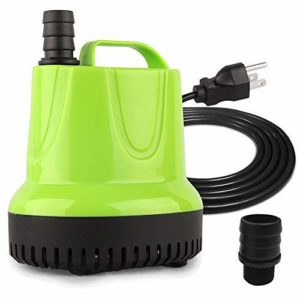 FREESEA 300-1100 GPH Submersible Water Pump for Pond, Aquarium, Hydroponics, Fish Tank Fountain