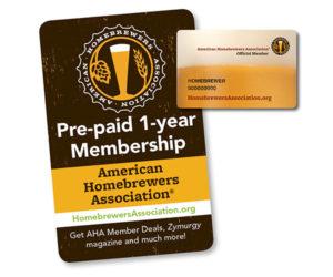AHA 12-month Membership