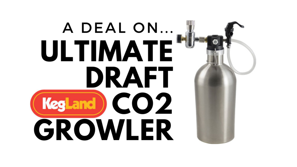 Ultimate Draft CO2 Growler GL752