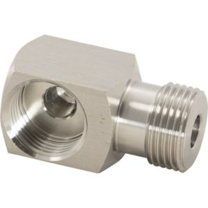 Low Profile Elbow Bend for Keg Couplers D1514