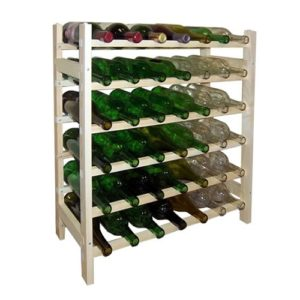 42 Bottle Wine Rack - 7 x 6