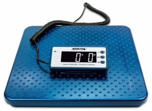 Accuteck 440lb Heavy Duty Digital Metal Industry Shipping Postal Scale (ACB440)
