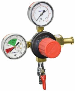 Taprite T-742 Double Gauge Co2 Kegerator Regulator