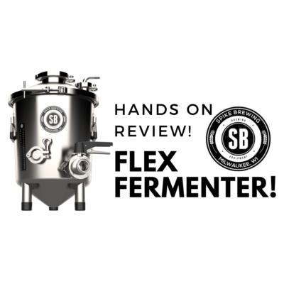 spike brewing flex fermenter review