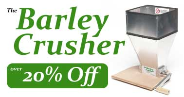barley crusher deal