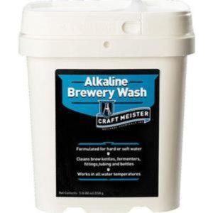 Craft Meister Alkaline Brewery Wash - 40lb Tub
