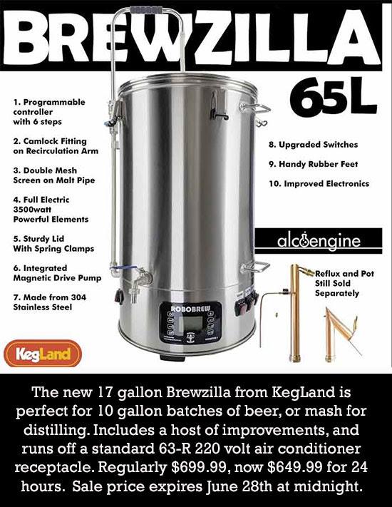 brewzilla deal