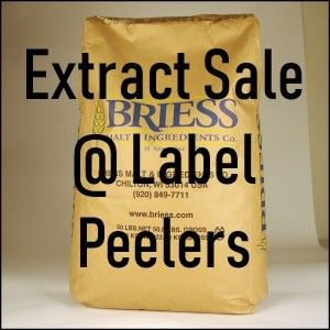 Ends Today Malt Extract Sale At Label Peelers Liquid And