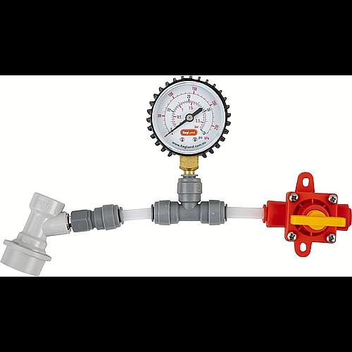 pin lock spunding valve