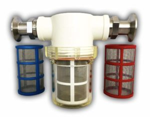 Bouncer Pro - Inline Filter for Professional Brewers
