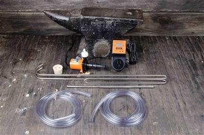 anvil cooling system