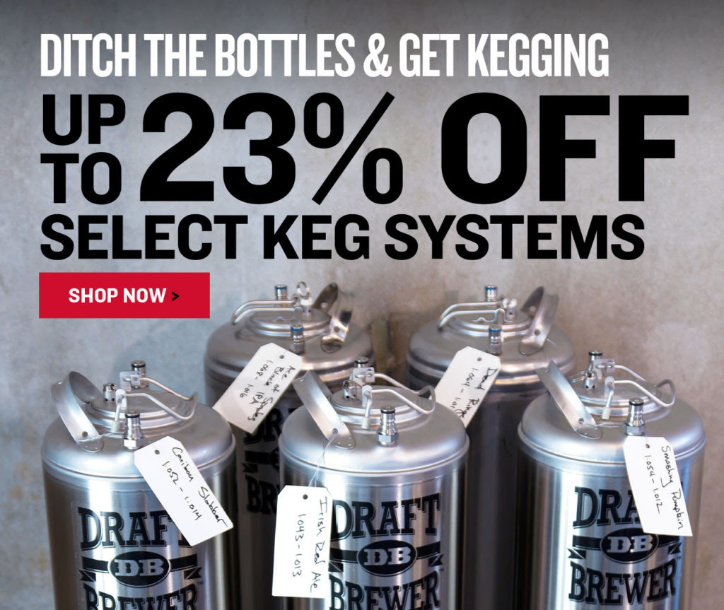 keg deal northernbrewer.com