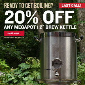 northern brewer megapot deal