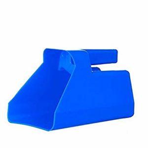 Tolco Heavy-Duty Plastic Scoop, 3 Quart