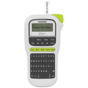 Brother P-touch Easy Portable Label Maker (PTH110)