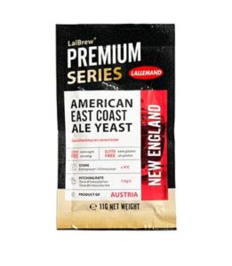 Lalbrew Premium Series New England American East Coast Ale Yeast