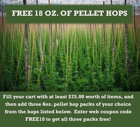free hops