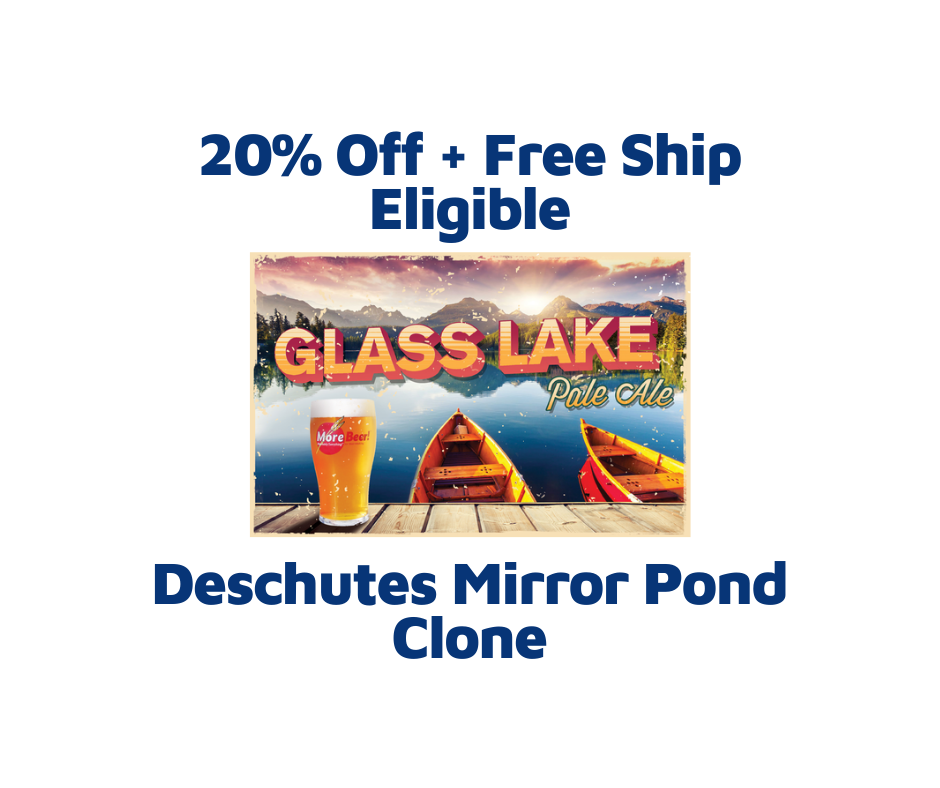 deschutes mirror pond homebrew recipe