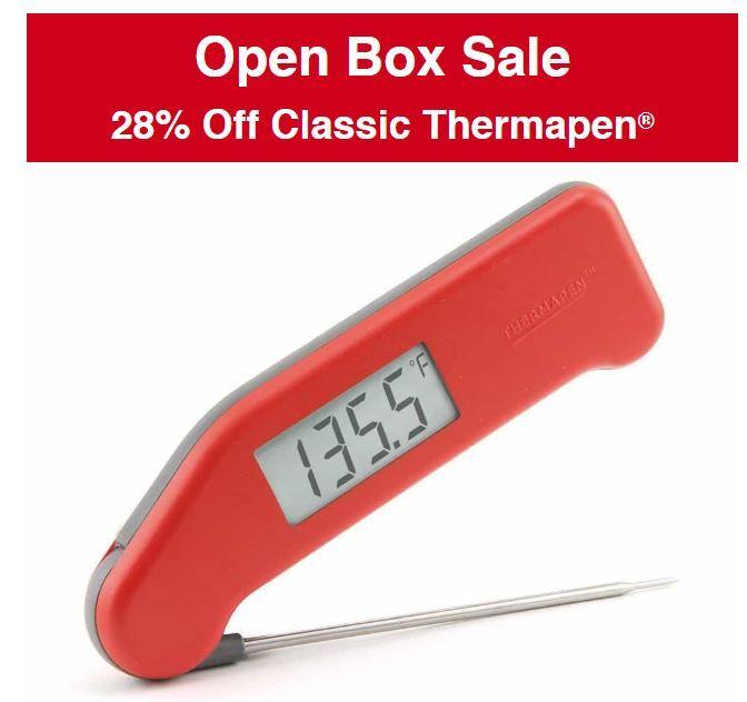Classic Super-Fast® Thermapen® - Open Box