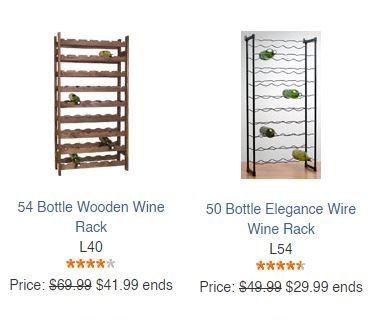 wine rack sale