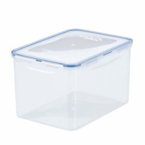 LOCK & LOCK Airtight Rectangular Tall Food Storage Container 152.16-oz / 19.02-cup