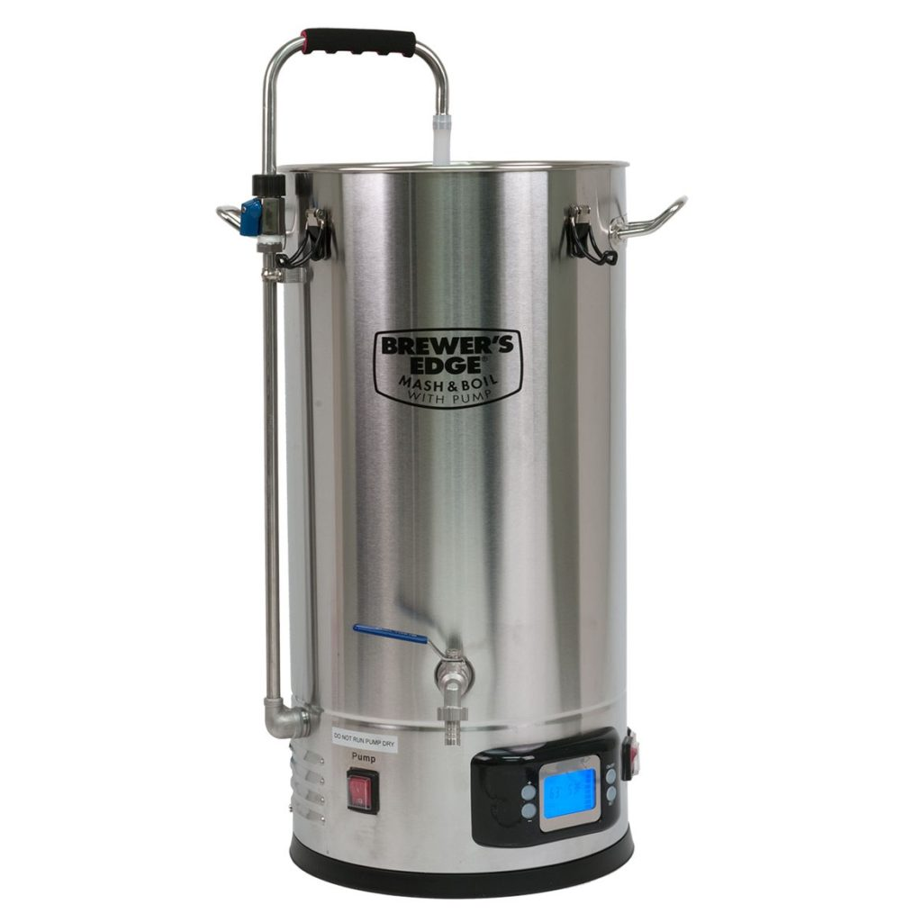 Brewer's Edge® Mash & Boil With Pump