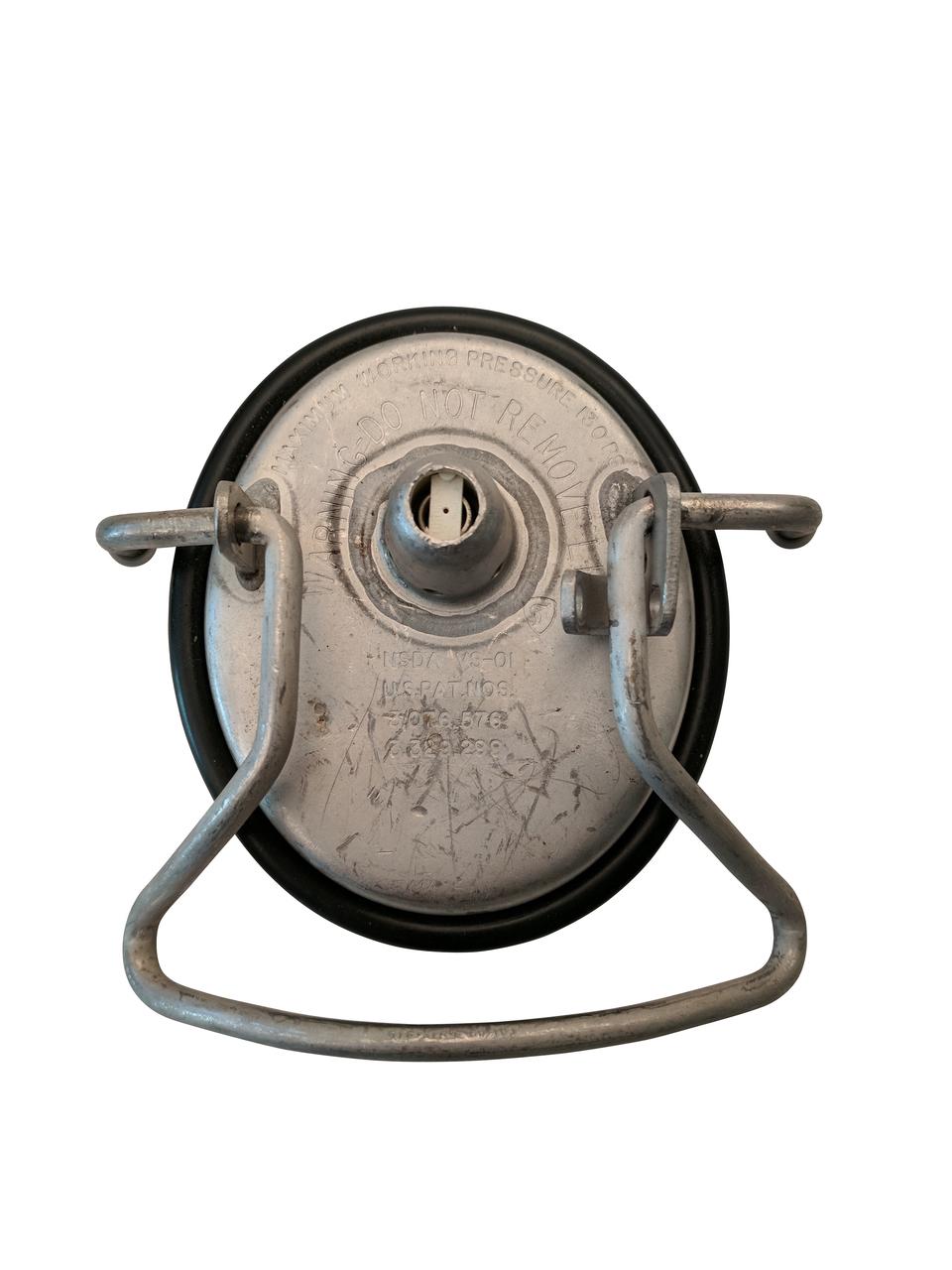Used Pin lock Keg Lid