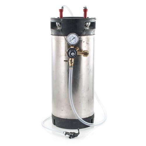 5 Gallon Economy Pin Lock Keg System, USED Keg (E)