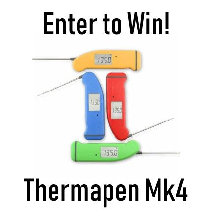 thermworks giveaway
