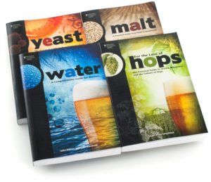 The Ultimate Homebrewer's Book Set