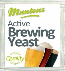 Munton's Ale Yeast, 6g - 10-Pack