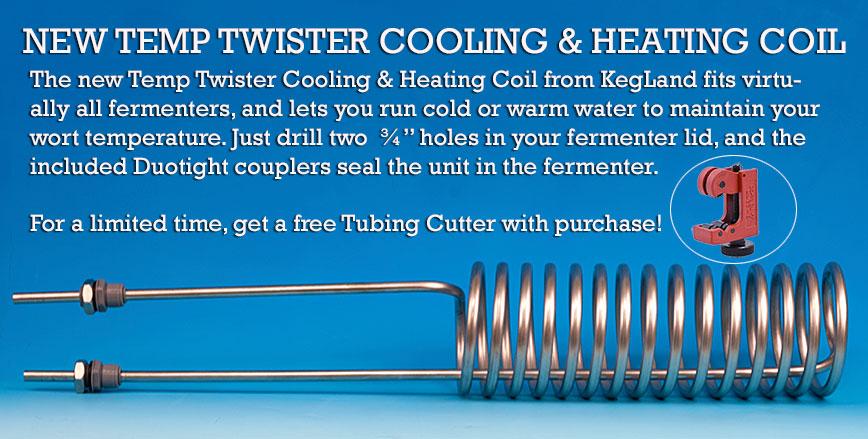 KegLand Temp Twister