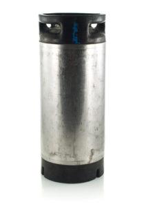 Ball Lock Low Profile Keg (Used) - 5 gallon