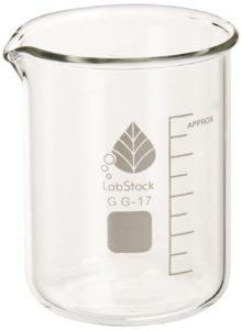 Glass Beakers, 100ml Pack of 12