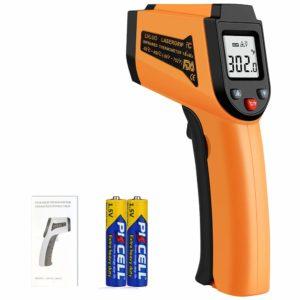 Digital Infrared Thermometer Laser Temperature Gun Non-Contact -50℃ ~ 400℃(-58℉~752℉)