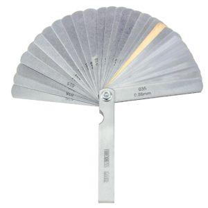 HFS (R) 32 Piece Blade Master Feeler Gauge Measuring Tool