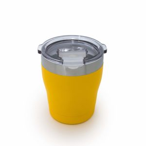 Tahoe Trails 10 oz Stainless Steel Tumbler Vacuum Insulated Double Wall Travel Cup With Lid