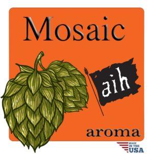 Mosaic Hop Pellets 1 lb