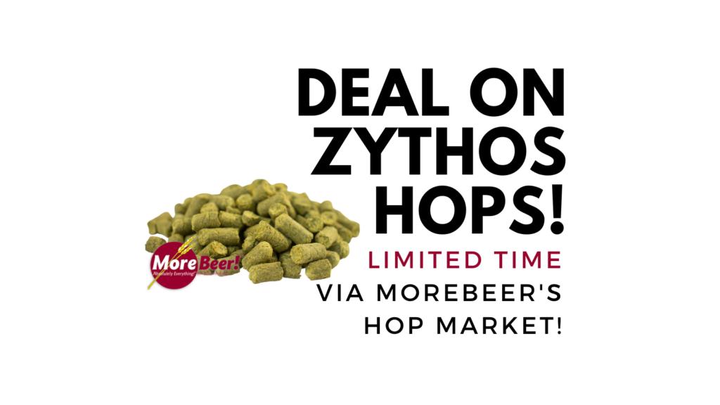 zythos hop deal