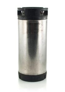 Pin Lock Keg (Used) - 5 gallon
