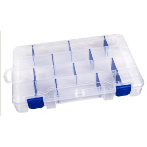 Flambeau Tackle Outdoors 4007 Tuff Tainer - 24 Compartments (Includes (12) Zerust dividers)