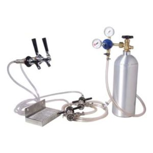 Two Tap Kegerator Conversion Kit D1000A