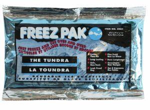 Lifoam 4981 The Tundra Reusable Ice Soft Pack, 8 ounce