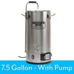 Brewer's Edge Mash & Boil All Grain Brewing System with Pump