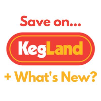kegland deals